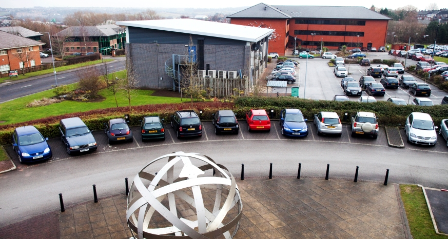 Dunston Innovation Centre-Chesterfield
