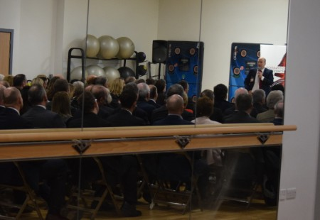 Chesterfield Champions event at new Queen's Park Sports Centre