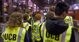 Made in Chesterfield United Cast Bar Tour