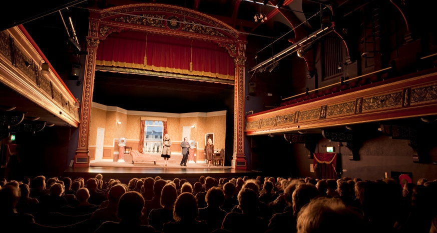 Leisure in Chesterfield - Pomegranate Theatre