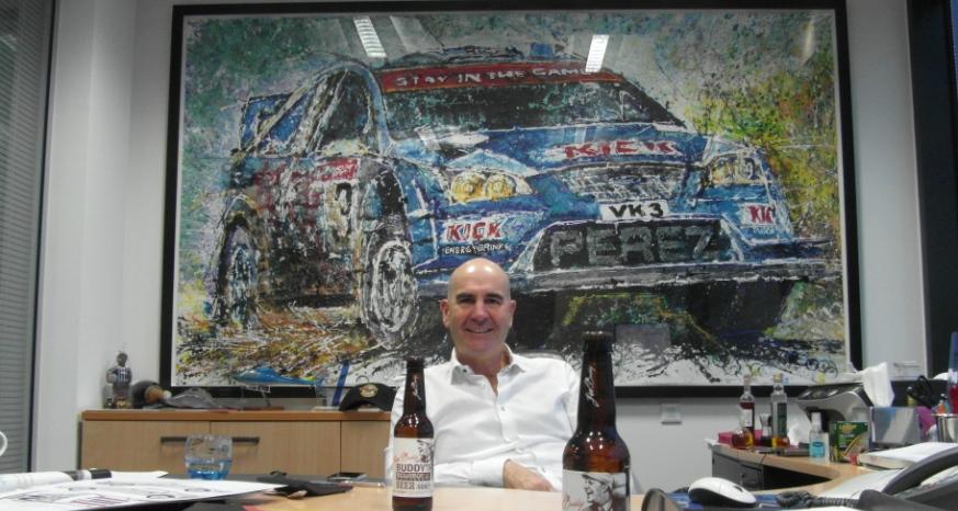 Steve Perez Global Brands