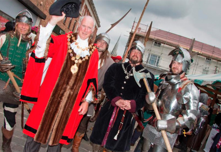 Chesterfield Medieval Market
