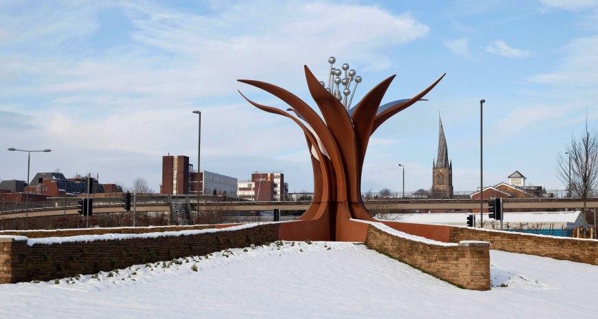 Growth - Chesterfield Gateway Enhancement Scheme