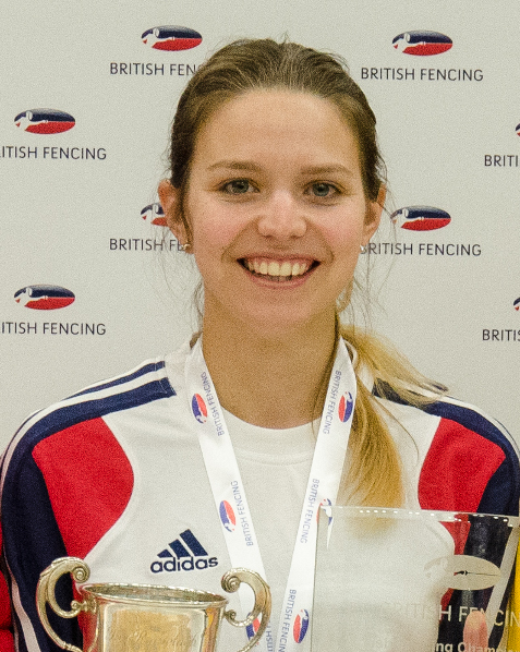 Hannah Lawrence; a Chesterfield Champion
