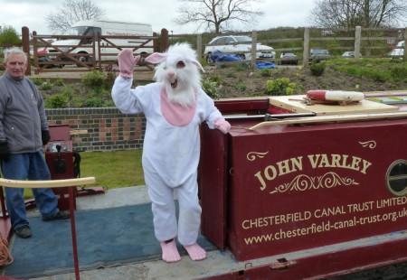Easter Bunny Eggstravaganza Canal Cruises