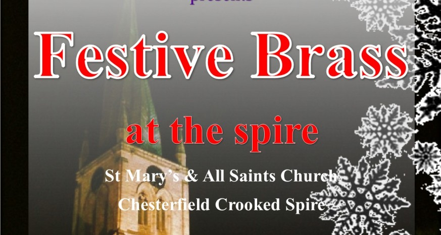 Festive Brass Chestefield