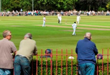 Queen's Park Cricket 05