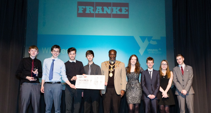 Tantrum Baby Products - Winner of Young Enterprise Company competition 2015