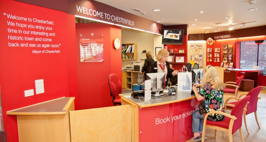 Chesterfield Visitor Information Centre