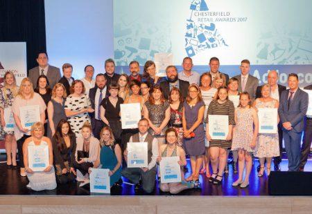 Chesterfield Retail Awards Winners