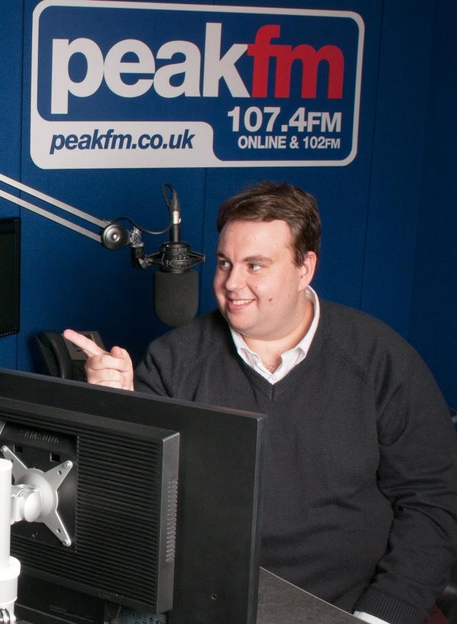 Peak FM James Summers