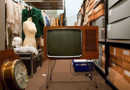 Behind the Scenes Tour at Chesterfield Museum