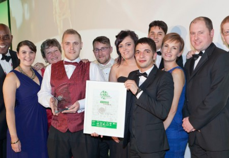 Chesterfield Food and Drink Awards 2013