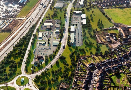 Markham Vale Enterprise Zone