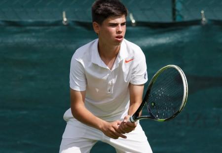 HSBC Road to Wimbledon 2014 - Bradley Buckland