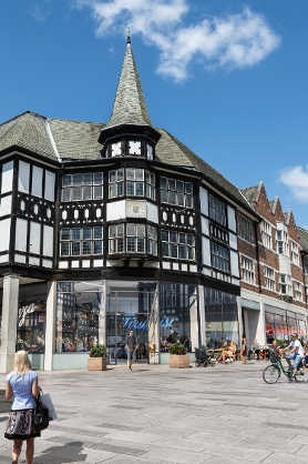 Chesterfield Co Op Plans Hotel Restaurant