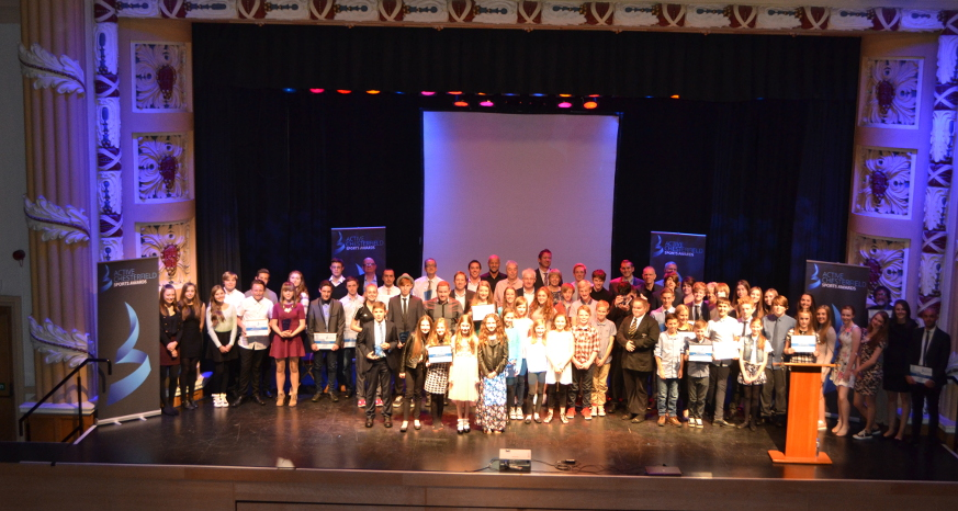 Active Chesterfield Sports Awards