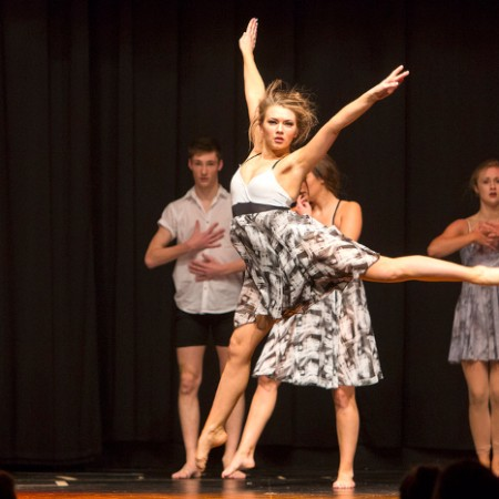 Chesterfield Secondary Dance Festival 2015