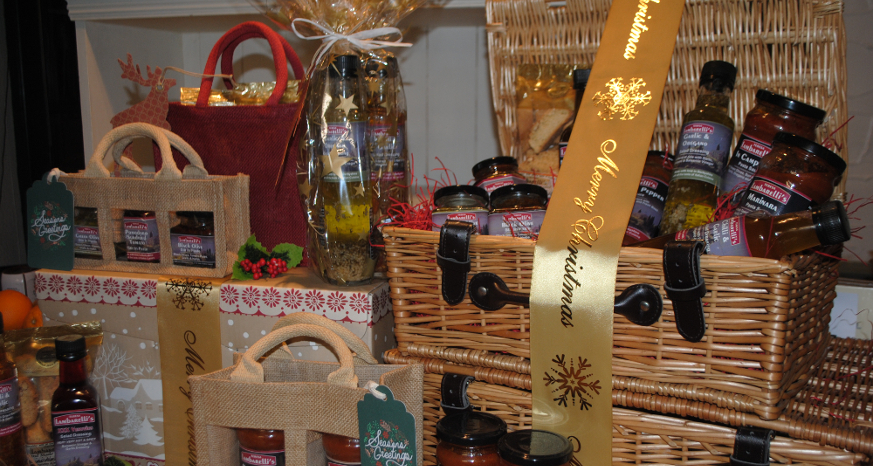 Christmas Food And Hamper Gift Ideas