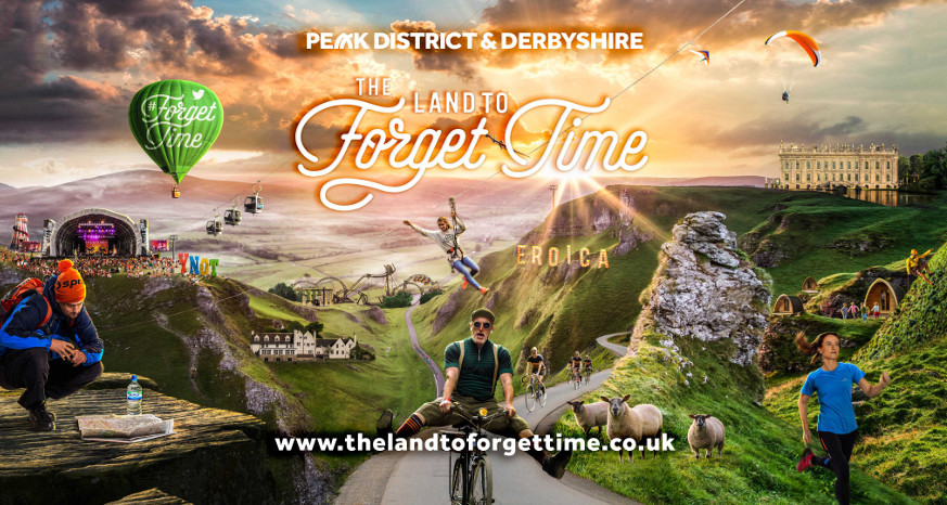 The Land to Forget Time - Peak District and Derbyshire