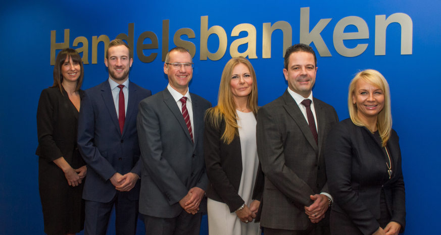 Handelsbanken NEW IMAGE FOR 2016Handelsbanken NEW IMAGE FOR 2016