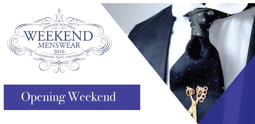 Weekend Menswear