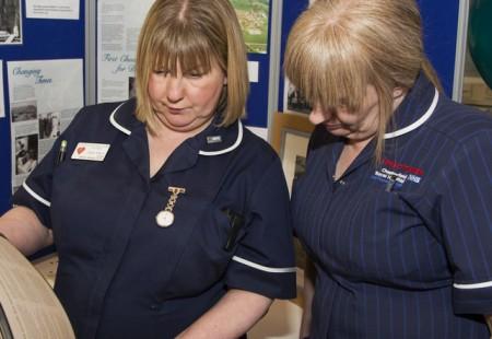 Chesterfield Royal Hospital Long Service Celebratory event March 2016