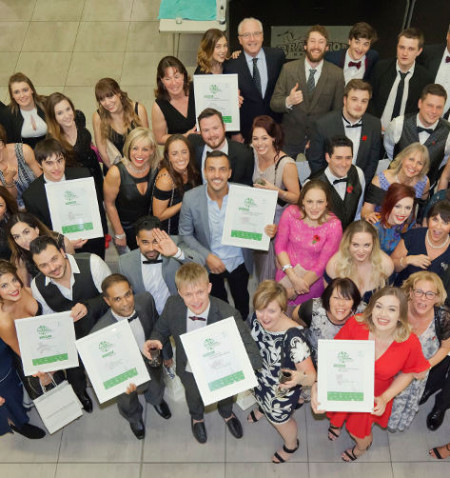 Chesterfield Food and Drink Awards Winners 2016