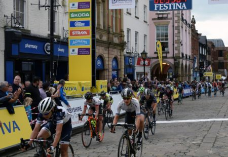 Aviva Women's Tour Chesterfield