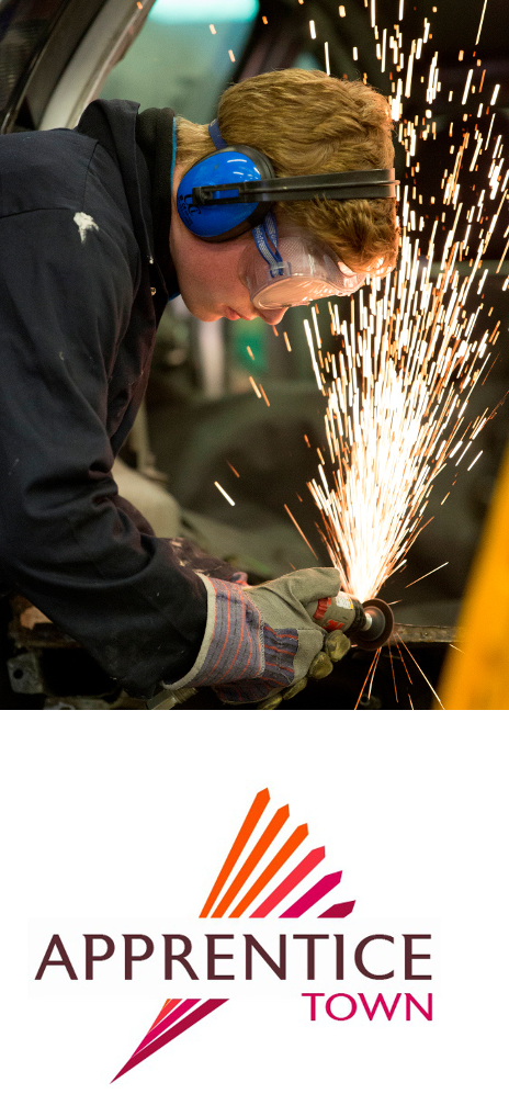 Apprenticeships in Chesterfield