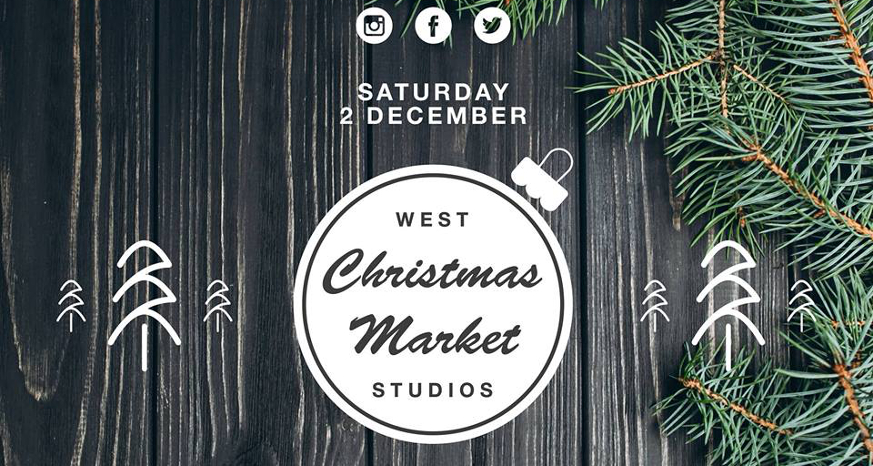 Christmas Market at West Studios
