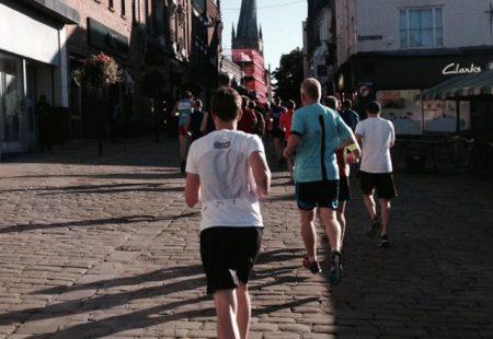 Chesterfield Half Marathon