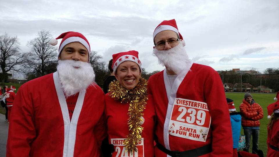 Santa Run Chesterfield