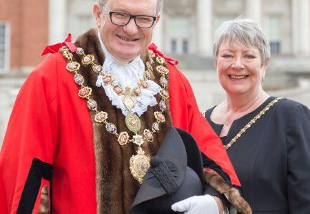 Mayor Stuart Brittain